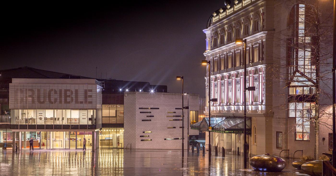 Sheffield Theatre Square